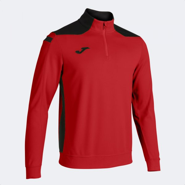 JOMA CHAMPIONSHIP VI SWEATSHIRT RED BLACK
