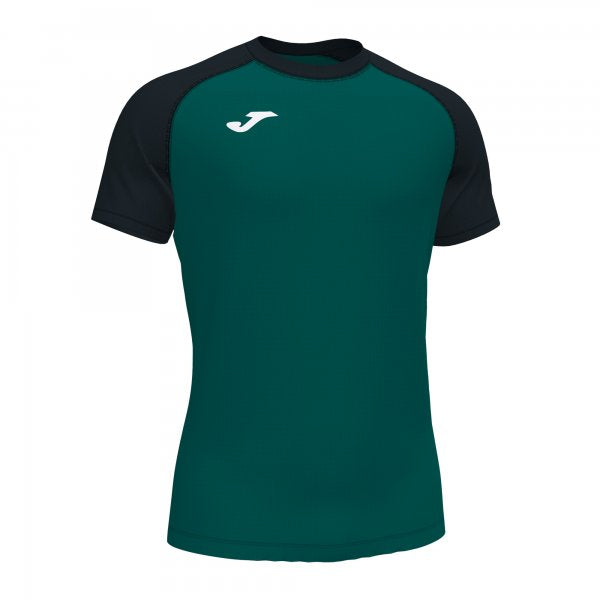 JOMA TEAMWORK SHORT SLEEVE T-SHIRT GREEN BLACK