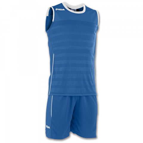 JOMA SET SPACE II ROYAL SLEEVELESS