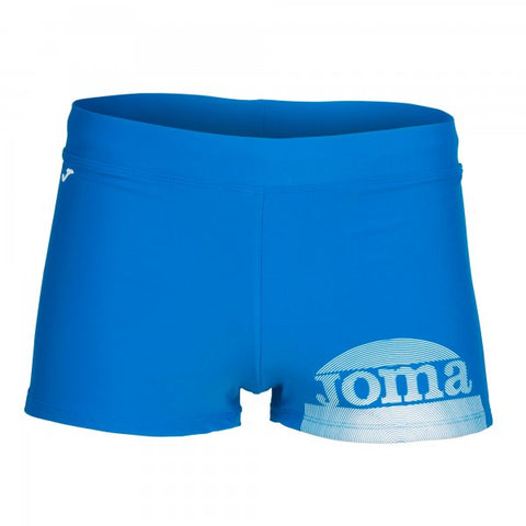 JOMA SWIMSUIT SLIP LAKE II ROYAL-WHITE (BOXER)