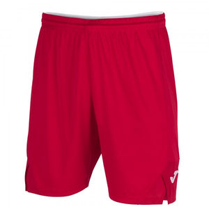 JOMA TOLEDO II SHORTS RED