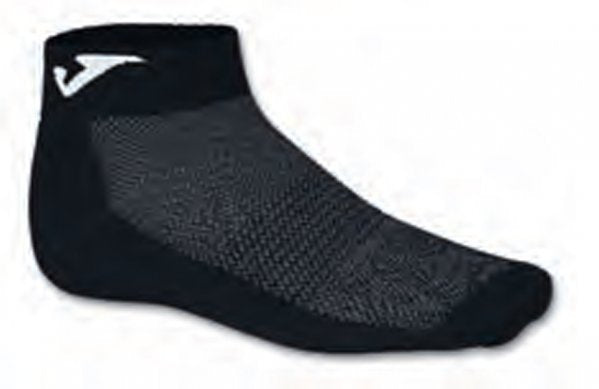 JOMA ANKLE SOCK BLACK -PACK 12 PRS-