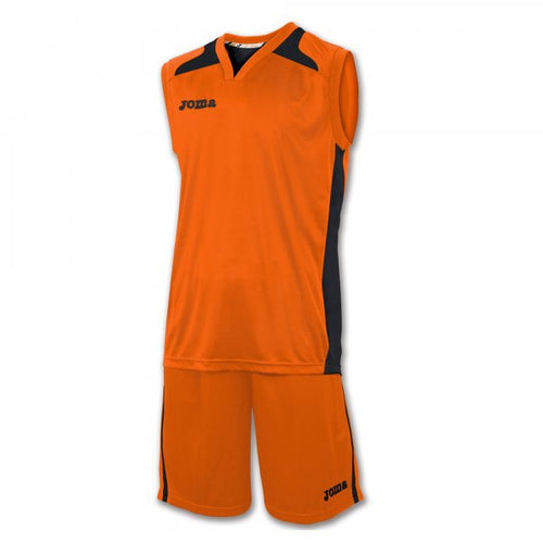 JOMA SET CANCHA ORANGE JERSEYSHORT