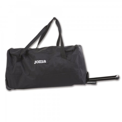 JOMA TROLLEY TRAVEL BAG II BLACK