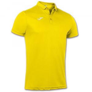JOMA POLO SHIRT HOBBY YELLOW S/S