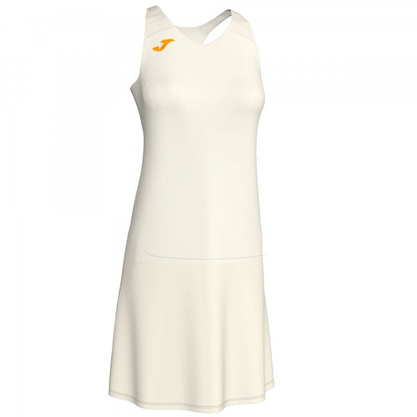 JOMA DRESS AURORA OFF-WHITE WOMAN
