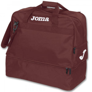 JOMA BAG TRAINING III BURGUNDY -MEDIUM-