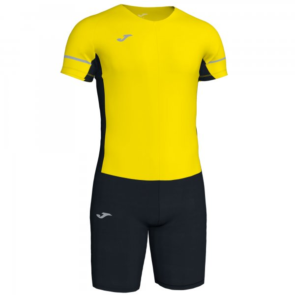 JOMA BODY ATHLETICS YELLOW S/S