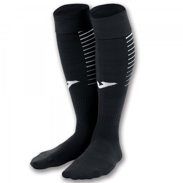 JOMA FOOTBALL SOCKS PREMIER BLACK PACK 4 UD