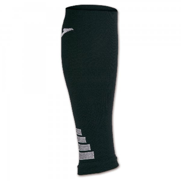 JOMA LEG COMPRESSION SLEEVES BLACK -PACK 12-