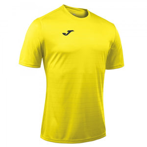 JOMA CAMPUS II T-SHIRT S/S YELLOW