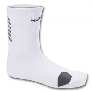 JOMA SOCK MEDIUM COMPRESSION WHITE -PACK 12-