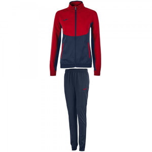 JOMA TRACKSUIT ESSENTIAL MICRO NAVY-RED WOMAN