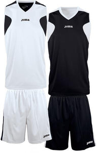 JOMA SET BASKET REVERSIBLE WHITE-BLACK