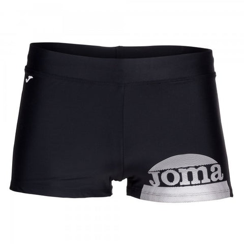 JOMA SWIMSUIT SLIP LAKE II BLACK-WHITE (BOXER)