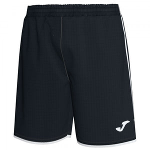 JOMA LIGA SHORT BLACK-WHITE