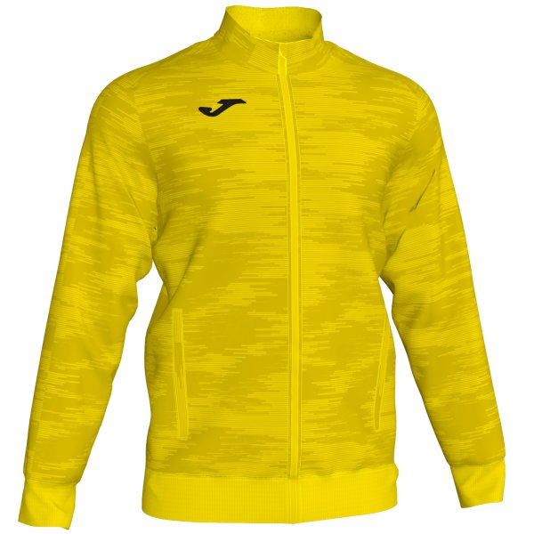 JOMA GRAFITY JACKET YELLOW