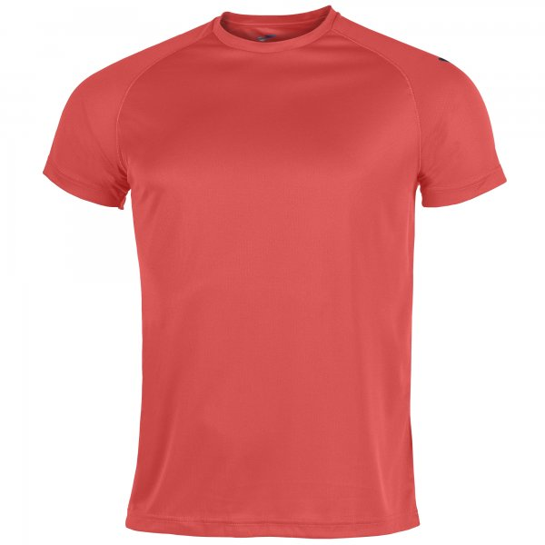 JOMA EVENT T-SHIRT CORAL FLUOR S/S PACK 25