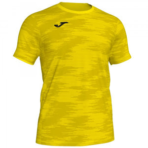 JOMA T-SHIRT COMBI GRAFITY YELLOW S/S
