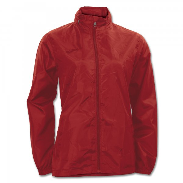 JOMA RAINJACKET GALIA RED WOMAN