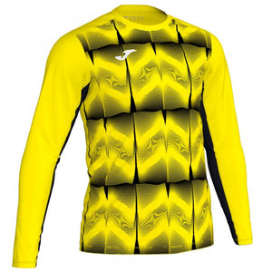 JOMA DERBY IV GOALKEEPER SHIRT FLUOR YELLOW L/S