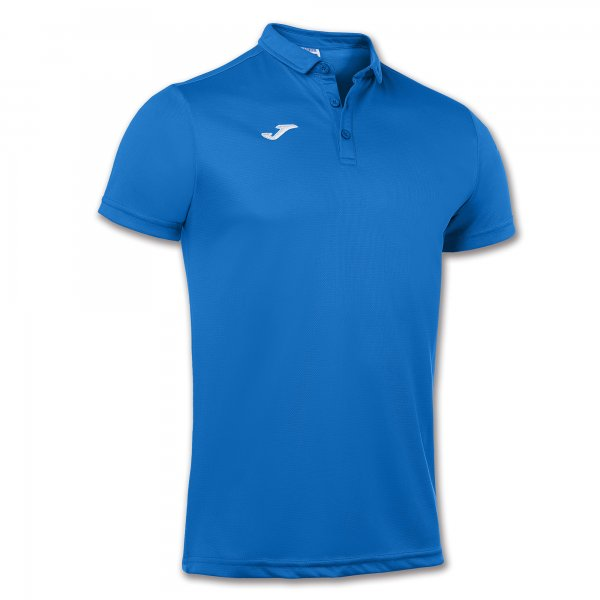 JOMA POLO-SHIRT FEATURING A SHIRT NECK WITH CUSTOMIZED BUTTONS.