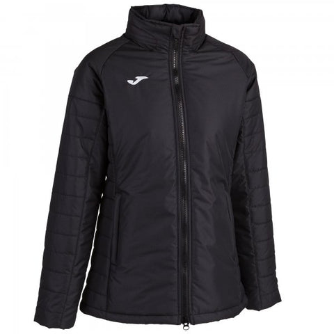 JOMA WINTER JACKET BLACK WOMAN