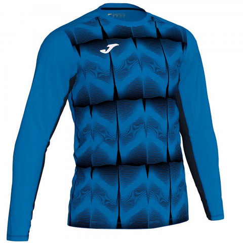 JOMA DERBY IV GOALKEEPER SHIRT ROYAL L/S