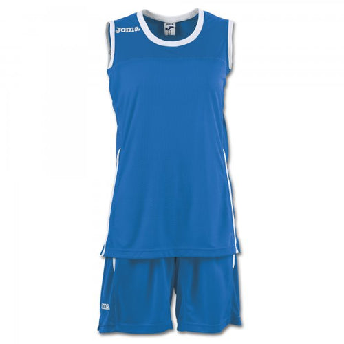 JOMA SET SPACE II WOMAN ROYAL SLEEVELESS