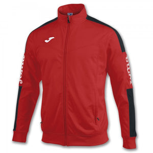 JOMA JACKET CHAMPION IV RED-BLACK