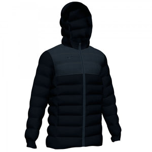 JOMA URBAN II WINTER JACKET BLACK-ANTHRACITE