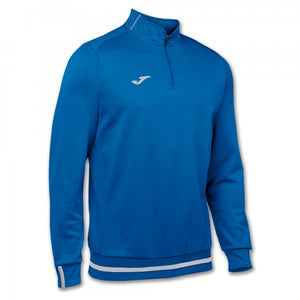 JOMA CAMPUS II SWEATSHIRT 1/2 ZIPPER ROYAL