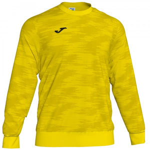 JOMA SWEATSHIRT GRAFITY YELLOW