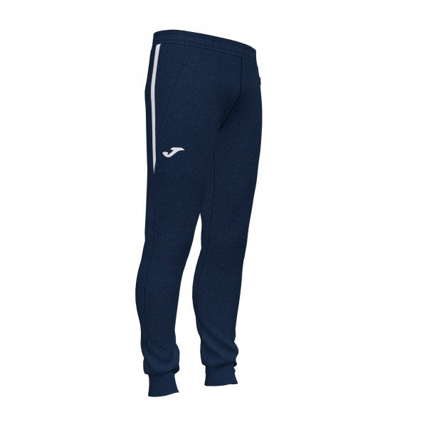 JOMA CONFORT II TRAINING LONG PANTS NAVY WHITE