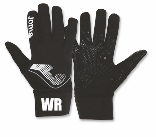 Wrexham RUFC Player Gloves