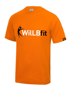 WilLBFit Essential Tech T-Shirt