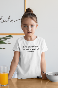 BAToff - Kids T-Shirt - #SaveOurZoo