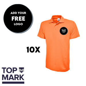 Workwear Polo Pack x 10
