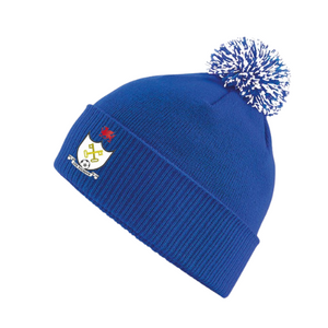 CPD Sychdyn - Supporters Winter Hat - Royal Blue