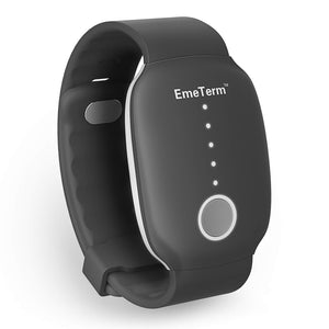 EmeTerm Motion Sickness Band—Black