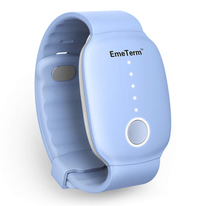 EmeTerm Motion Sickness Band—Blue