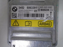 Load image into Gallery viewer, BMW 1,2,3,4 m3,m4 Series Airbag Control Module 0 265 020 692