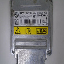 Load image into Gallery viewer, BMW 1 Series Airbag Control Module 0 265 020 498