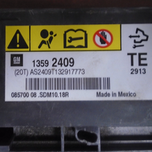 Load image into Gallery viewer, Chevrolet Malibu Airbag Control Module 1359-2409