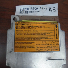 Load image into Gallery viewer, Nissan Altima Airbag Control Module 98820JA50A