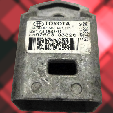 2002-2006 Toyota Camry Left Front Impact Sensor 89173-06070