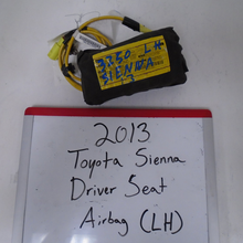 Load image into Gallery viewer, 2013 Toyota Sienna Driver Seat Airbag (LEFT)