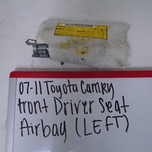 Load image into Gallery viewer, 2007-2011 Toyota Camry Front Driver Seat Airbag (Left)