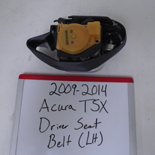 Load image into Gallery viewer, 2009-2014 Acura TSX Driver Seat Belt (LEFT)
