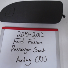 Load image into Gallery viewer, 2010-2012 Ford Fusion Passenger Seat Airbag (RIGHT)
